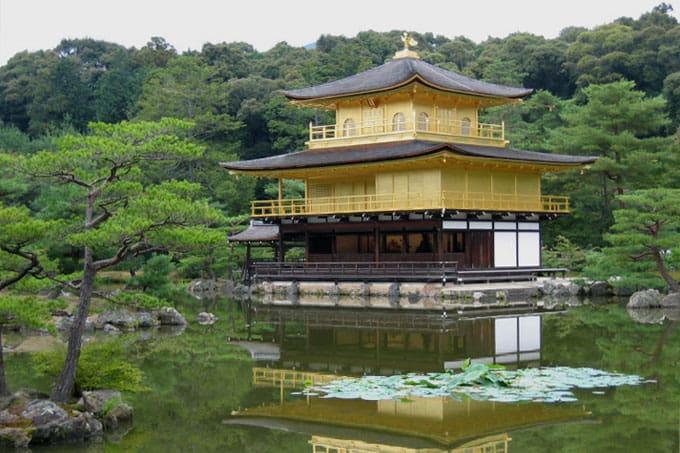 Kyoto Kinkakuji Golden Temple Japan and Luxury Travel Specialist Luxury Travel to Japan Izumi Ogawa Virtuoso Travel Agent