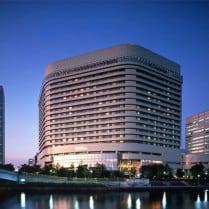 Hotel New Otani Osaka Exterior Japan and Luxury Travel Specialist Luxury Travel to Japan Izumi Ogawa Travel Agent