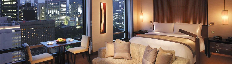 Peninsula Hotel room Japan and Luxury Travel Specialist Luxury Travel to Japan Izumi Ogawa Virtuoso Travel Agent