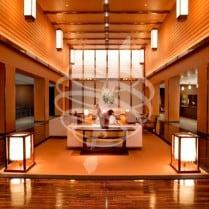 Mandarin Oriental Hotel Tokyo Virtuoso Lobby Japan and Luxury Travel Specialist Luxury Travel to Japan Izumi Ogawa Travel Agent