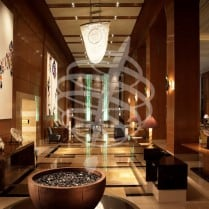 Ritz-Carlton Tokyo Virtuoso Lobby Japan and Luxury Travel Specialist Luxury Travel to Japan Izumi Ogawa Travel Agent