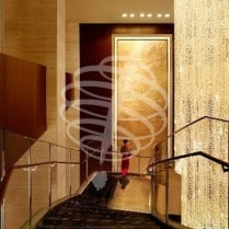 Shangri-La Hotel Tokyo Virtuoso Lobby Japan and Luxury Travel Specialist Luxury Travel to Japan Izumi Ogawa Travel Agent