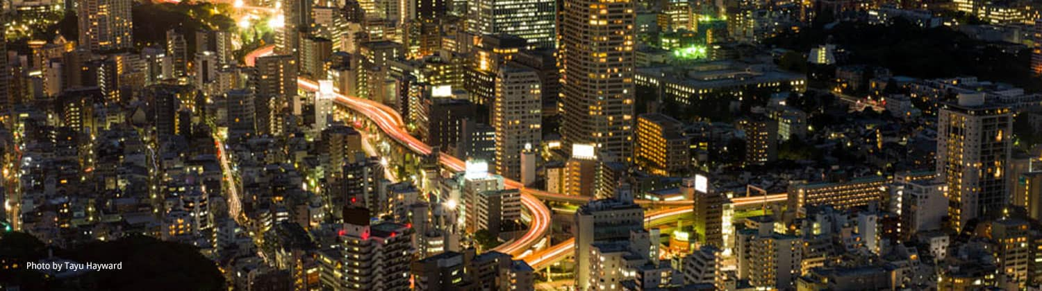 Tokyo - View from Roppongi