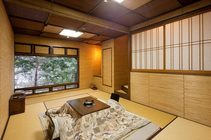 Wanosato Gifu Room Japan and Luxury Travel Specialist Luxury Travel to Japan Izumi Ogawa Travel Agent