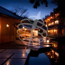 Hoshinoya Kyoto Virtuoso Exterior Japan and Luxury Travel Specialist Luxury Travel to Japan Izumi Ogawa Travel Agent
