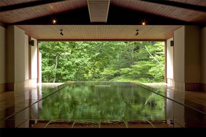 Myojinkan Nagano Onsen Hot Spring Bath Japan and Luxury Travel Specialist Luxury Travel to Japan Izumi Ogawa Travel Agent