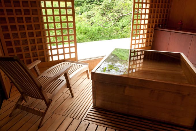 Myojinkan Nagano Private Bath Japan and Luxury Travel Specialist Luxury Travel to Japan Izumi Ogawa Travel Agent