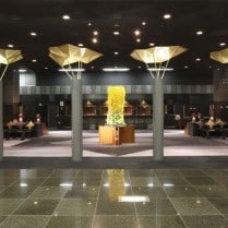 Hotel Granvia Kyoto Lobby Japan and Luxury Travel Specialist Luxury Travel to Japan Izumi Ogawa Travel Agent