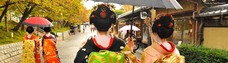 Luxury Travel to Japan Maiko Geisha Japan and Luxury Travel Specialist Luxury Travel to Japan Izumi Ogawa Virtuoso Travel Agent