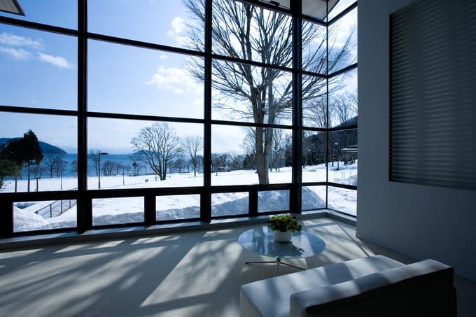 L'Hotel du Lac Shiga Winter Snow Japan and Luxury Travel Specialist Luxury Travel to Japan Izumi Ogawa Travel Agent vacation advisor