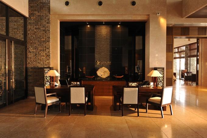 Sankara Hotel & Spa Yakushima Kagoshima Lobby Japan and Luxury Travel Specialist Luxury Travel to Japan Izumi Ogawa Travel Agent vacation advisor