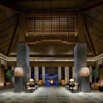 Ritz-Carlton Okinawa Lobby Japan & Luxury Travel Specialist Luxury Travel to Japan Izumi Ogawa Travel Agent Vacation advisor